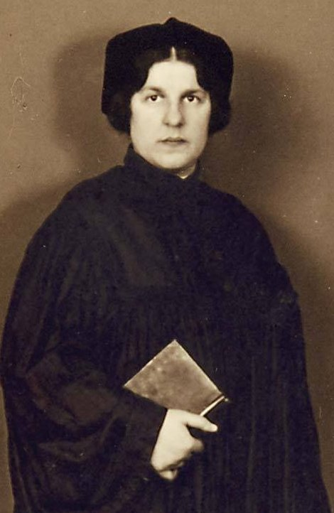 Image result for 1935 – Regina Jonas is ordained as the first female rabbi in the history of Judaism