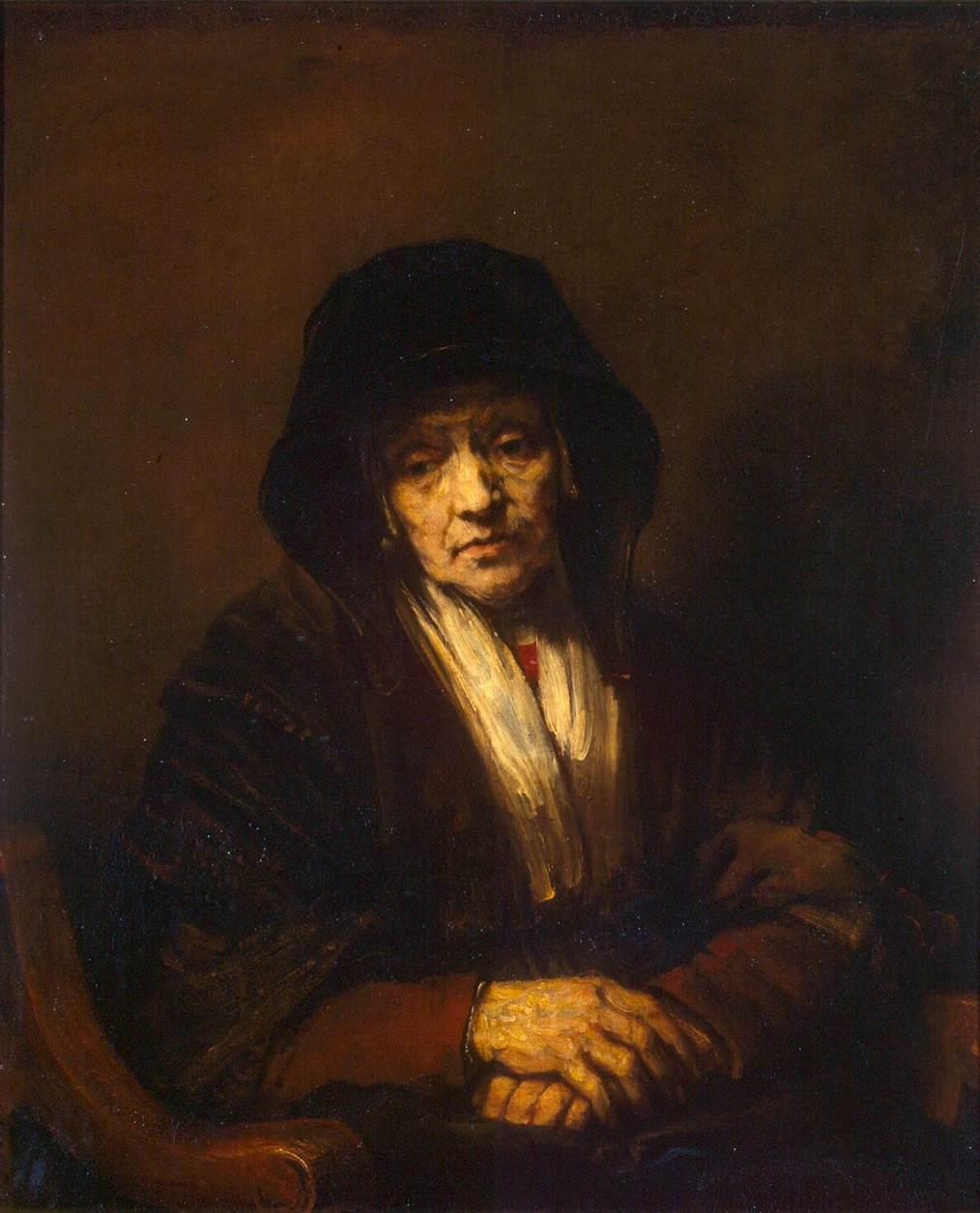 Rembrandt Oil Painting Medium