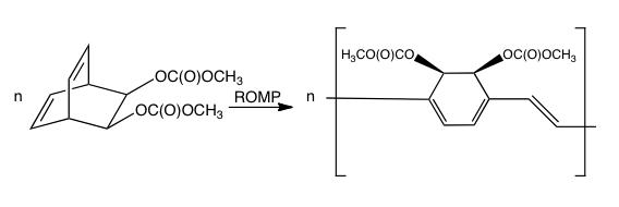 metathesis polymerisation