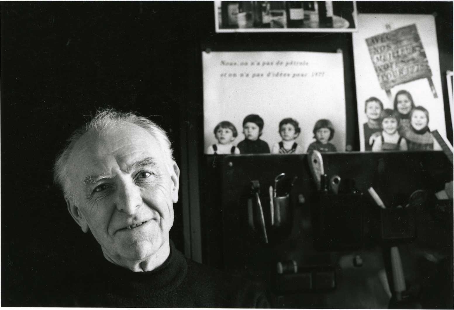 Retrospective Robert Doisneau