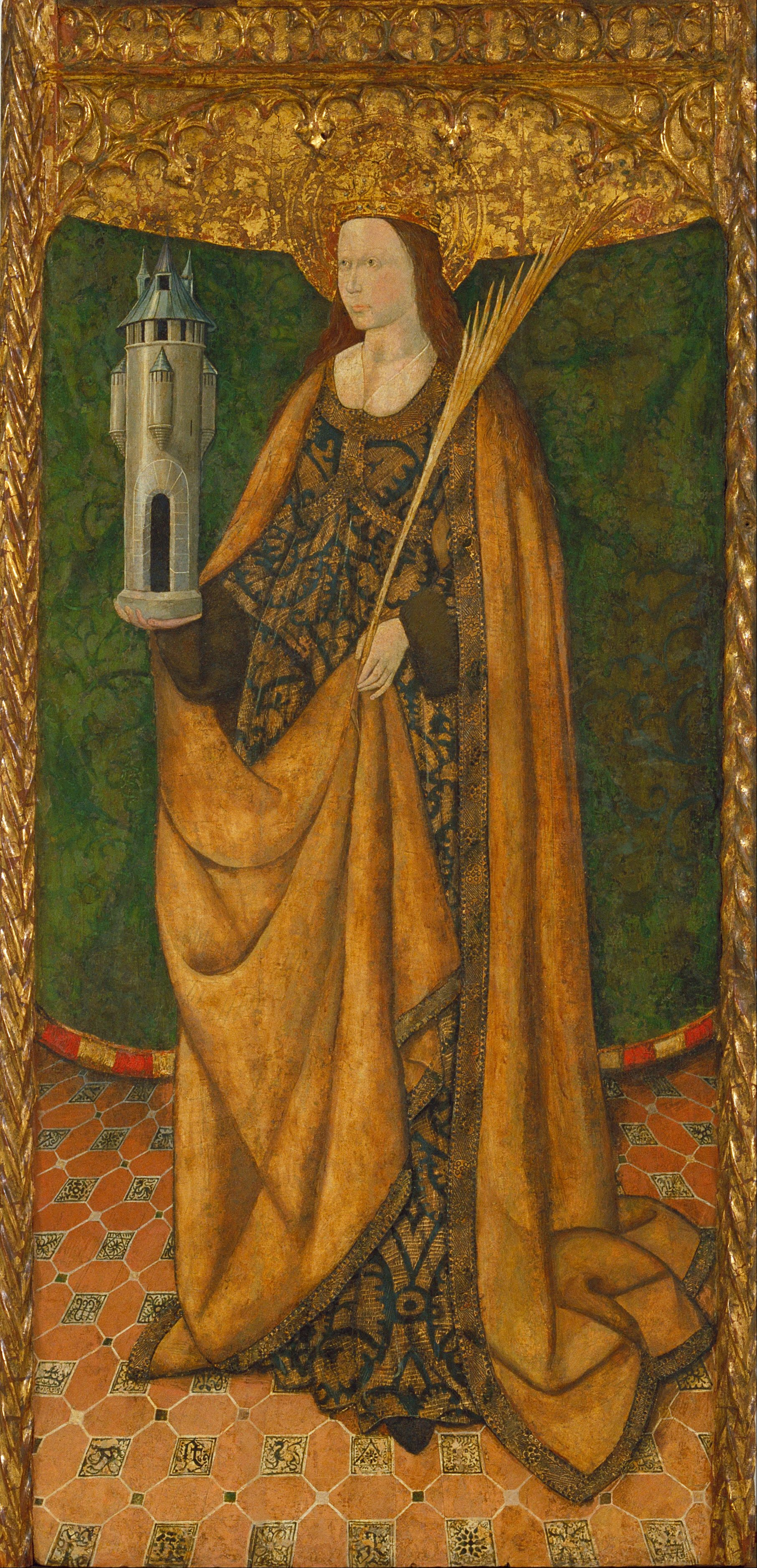 File:Saint Barbara - Google Art Project.jpg - Wikimedia Commons