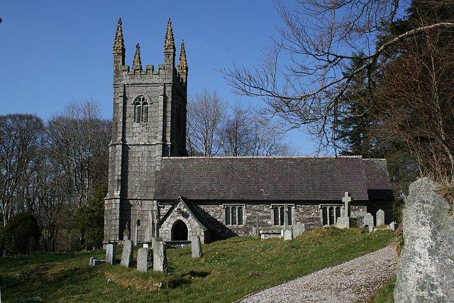 Sampford Spiney Church - geograph.org.uk - 139928