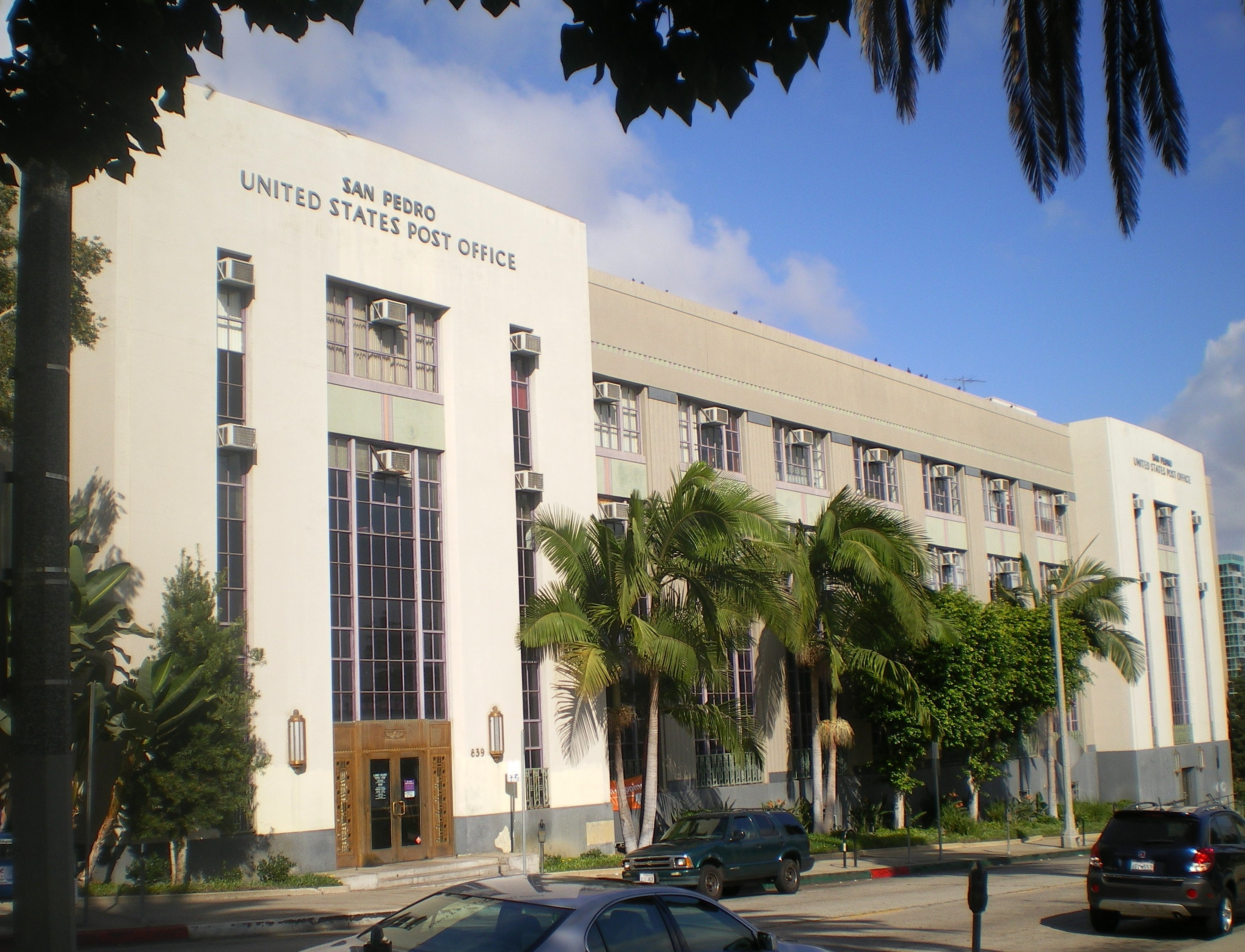 United states post office san pedro california wikiwand - United states post office ...
