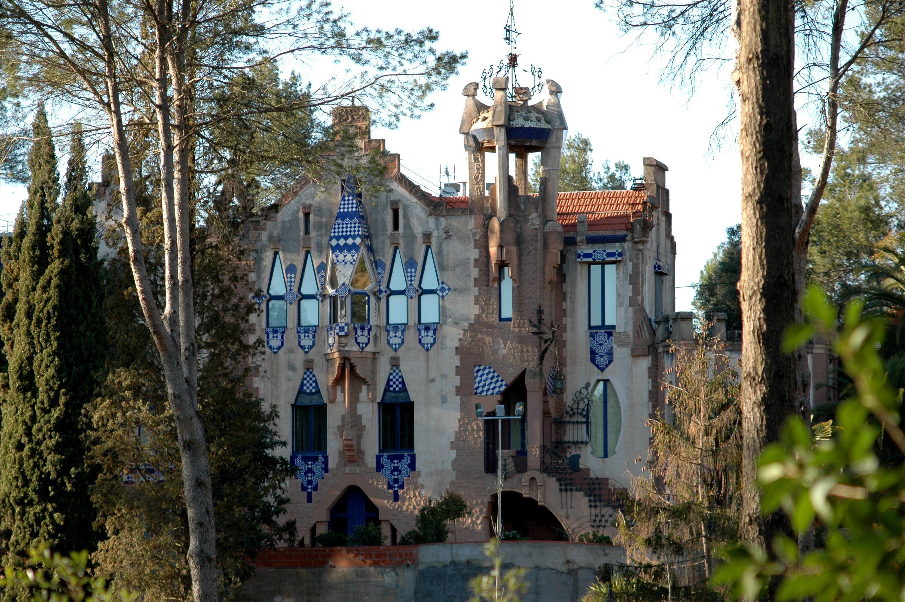File sant cugat casa lluch jpg wikimedia commons - Casas sant cugat del valles ...