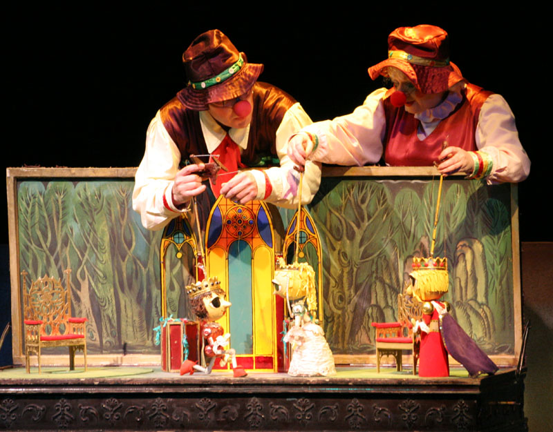 Puppet Theater, Rostov-on-Don: description, actors, repertoire and reviews