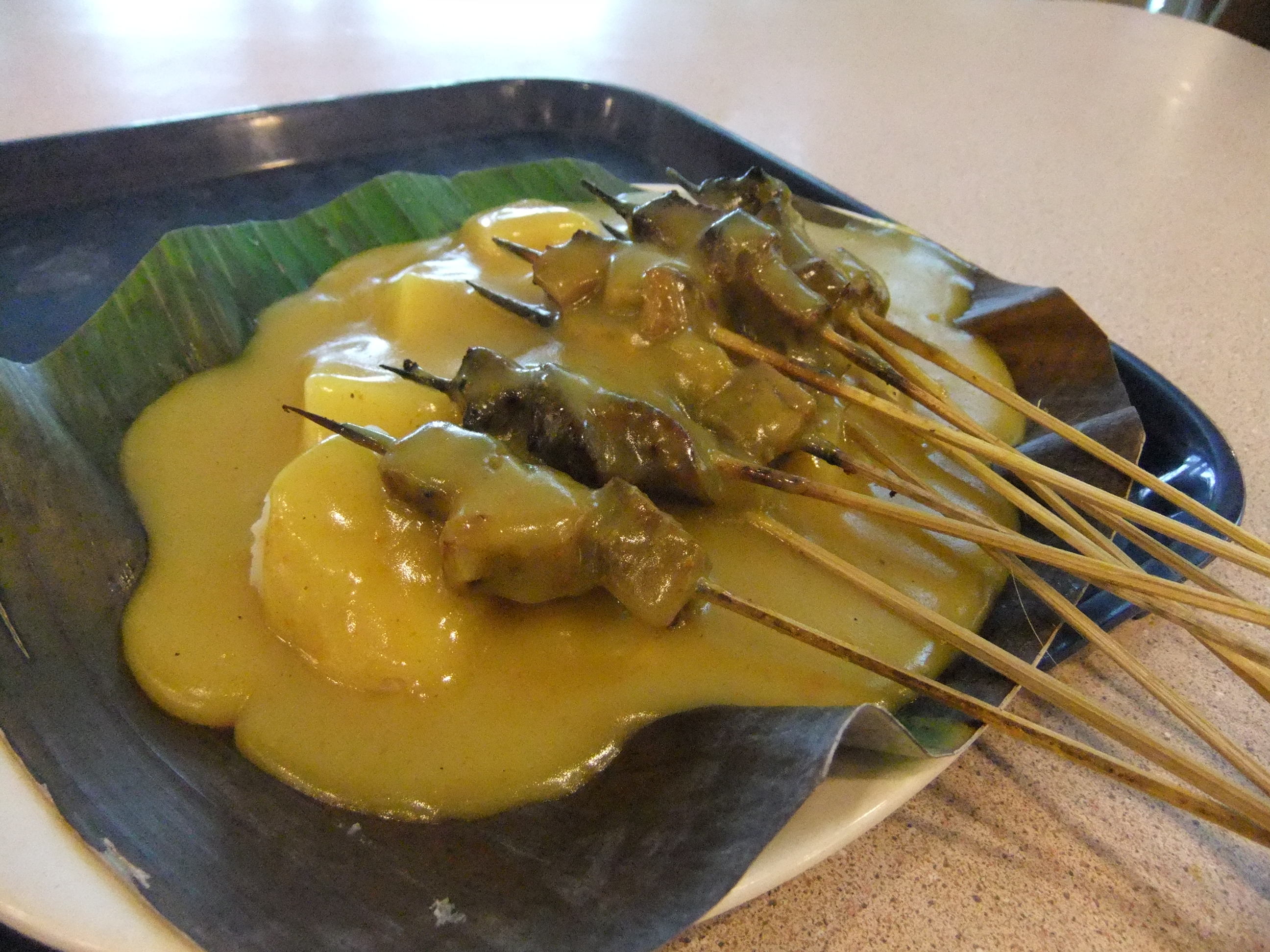 Image result for sate padang daging