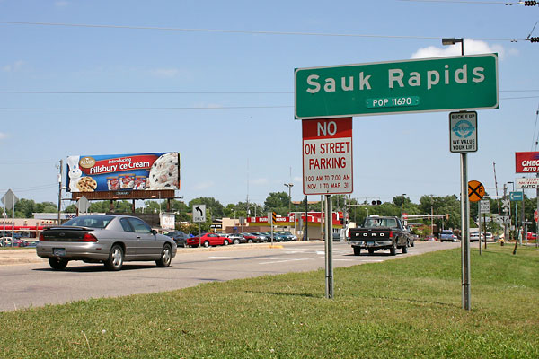 Сок-Рапідс (Міннесота)