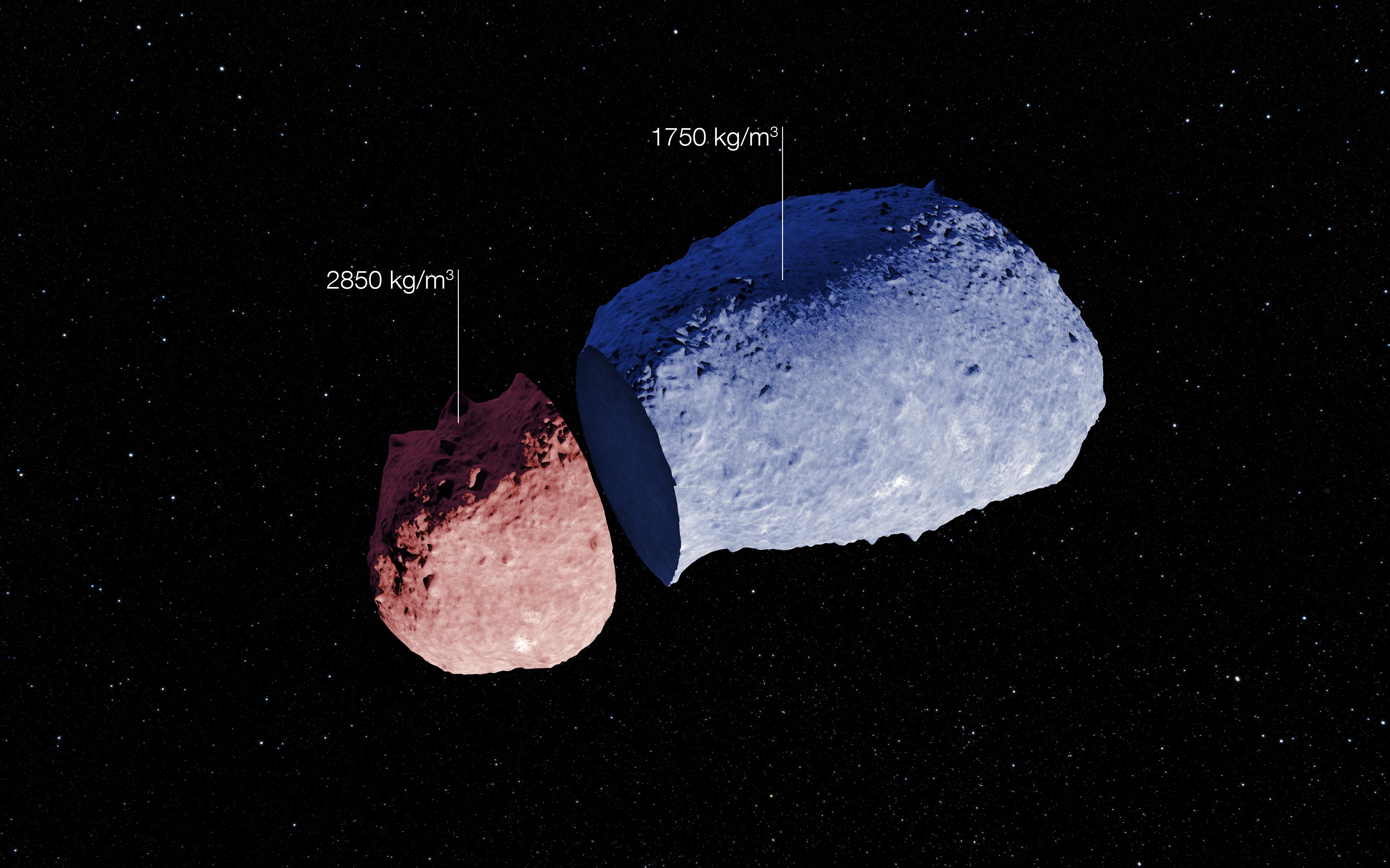 itokawa asteroid surface - photo #7