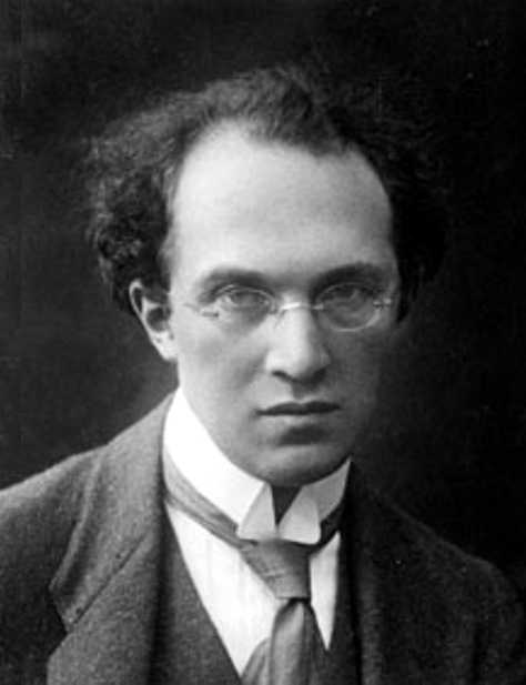 The image of Austrian composer and conductor F...