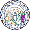 Official seal of Fontana, California