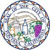 Official seal of Fontana, California