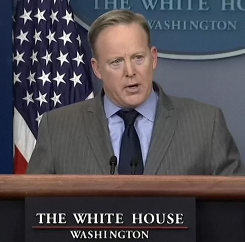 Veja o que saiu no Migalhas sobre Sean Spicer