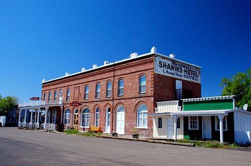 Fichier Shaniko Hotel Wasco County Oregon Scenic Images Wascda0045