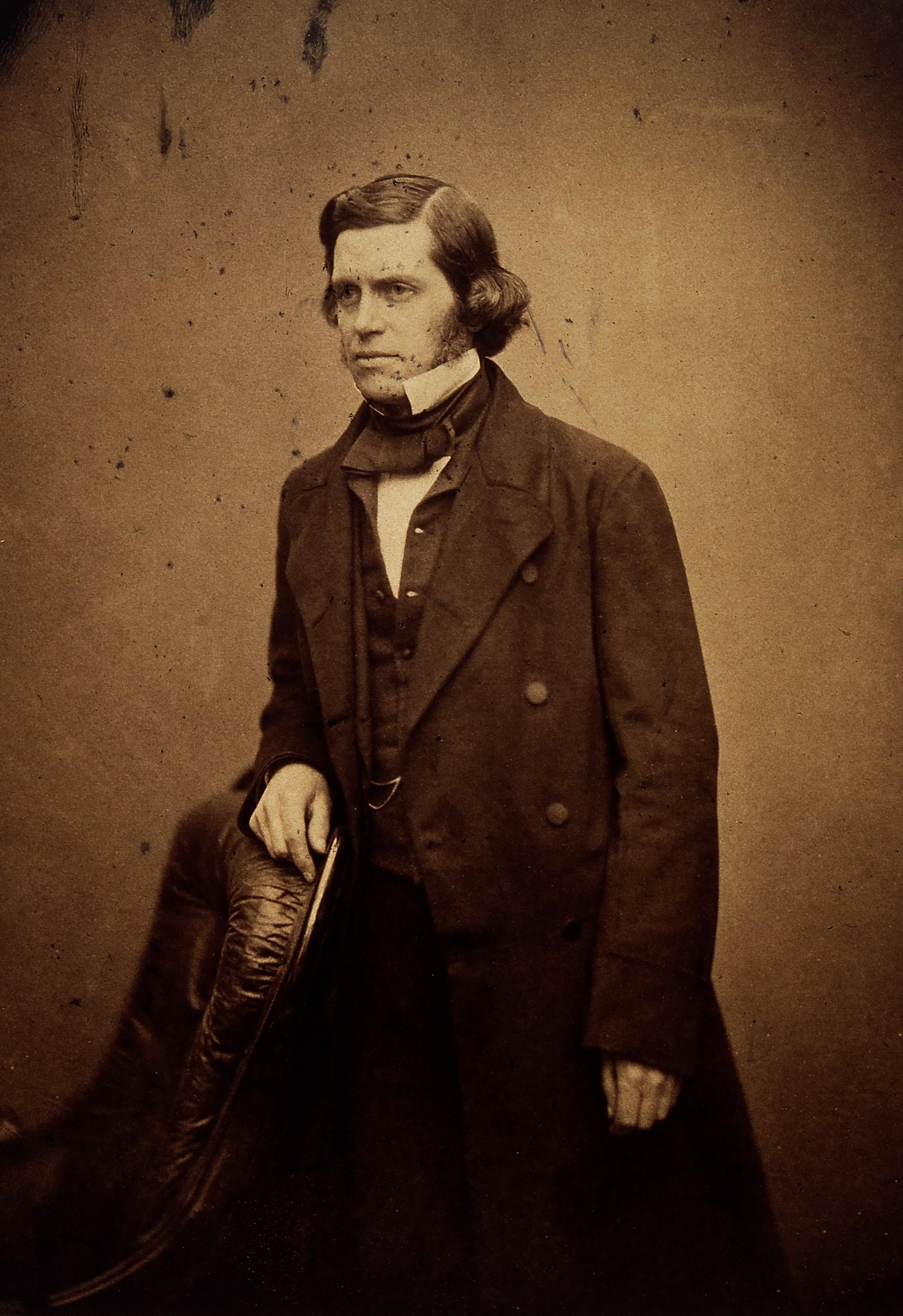 File:Sir William Bowman. Photograph by Maull & Polyblank. Wellcome  V0026069.jpg