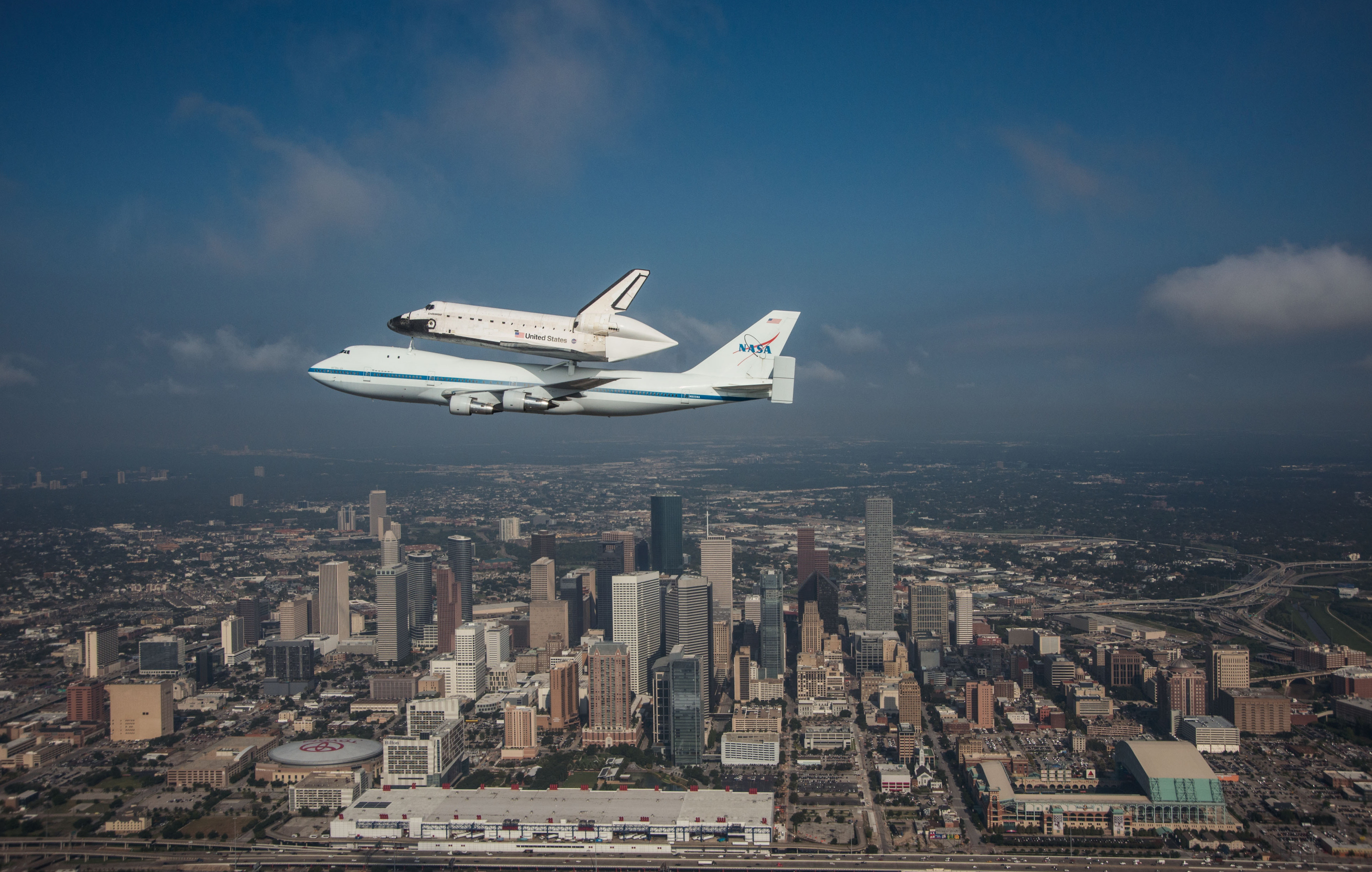where is space shuttle endeavour - photo #35