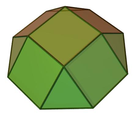 十面體 - 维基百科,自由的百科全书