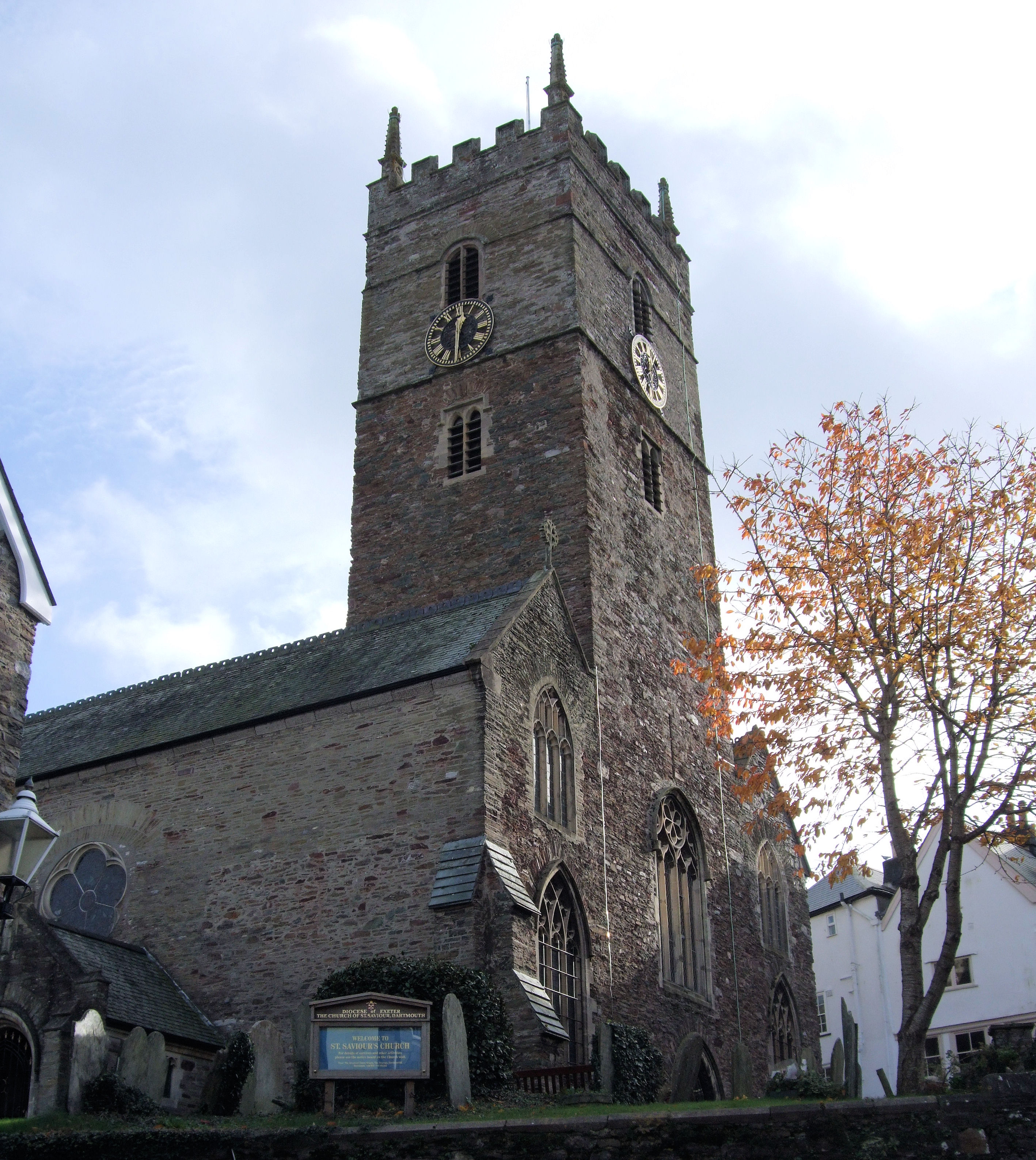 Image result for st saviour's church dartmouth