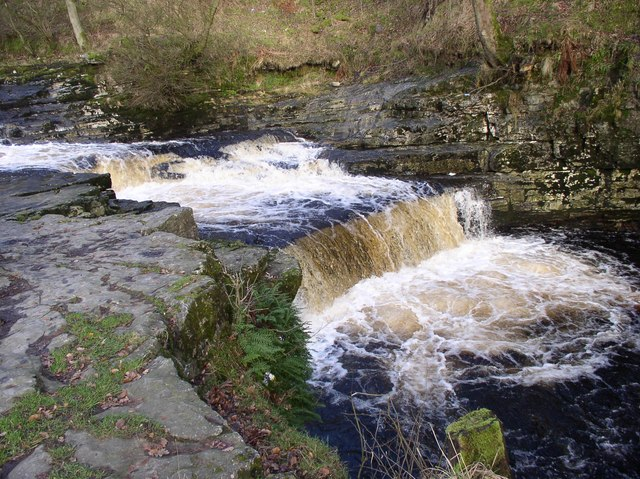 Stainforth Force - geograph.org.uk - 1182888