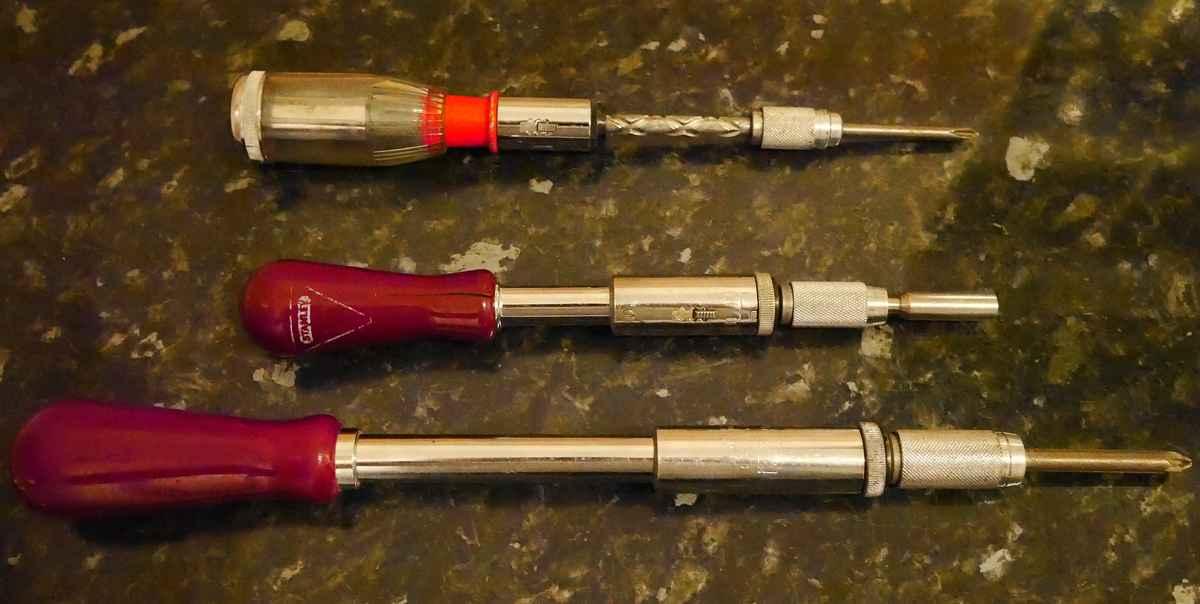 yankee screwdriver