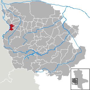 Stapelburg Ortsteil of Nordharz in Saxony-Anhalt, Germany