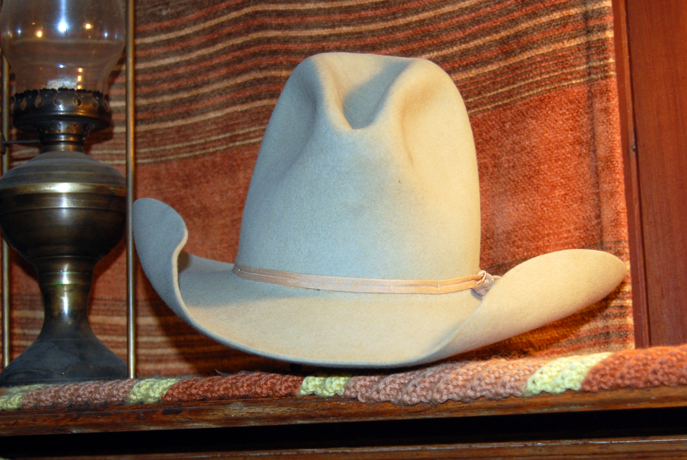 File Stetson cowboy hat silver belly hand rolled.JPG - Wikimedia Commons 733f4e4a30d