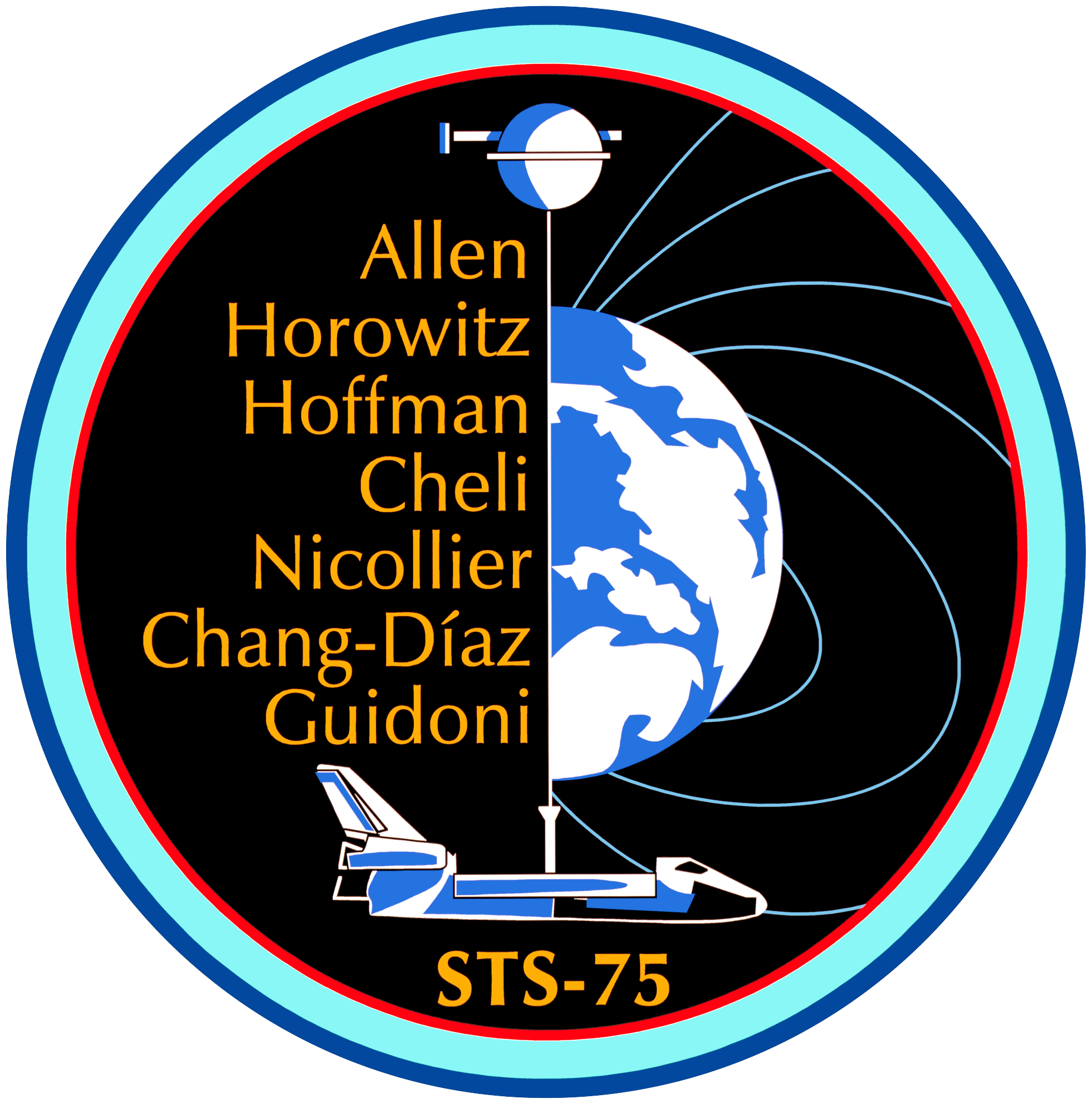 File Sts 75 Patch Png Wikimedia Commons