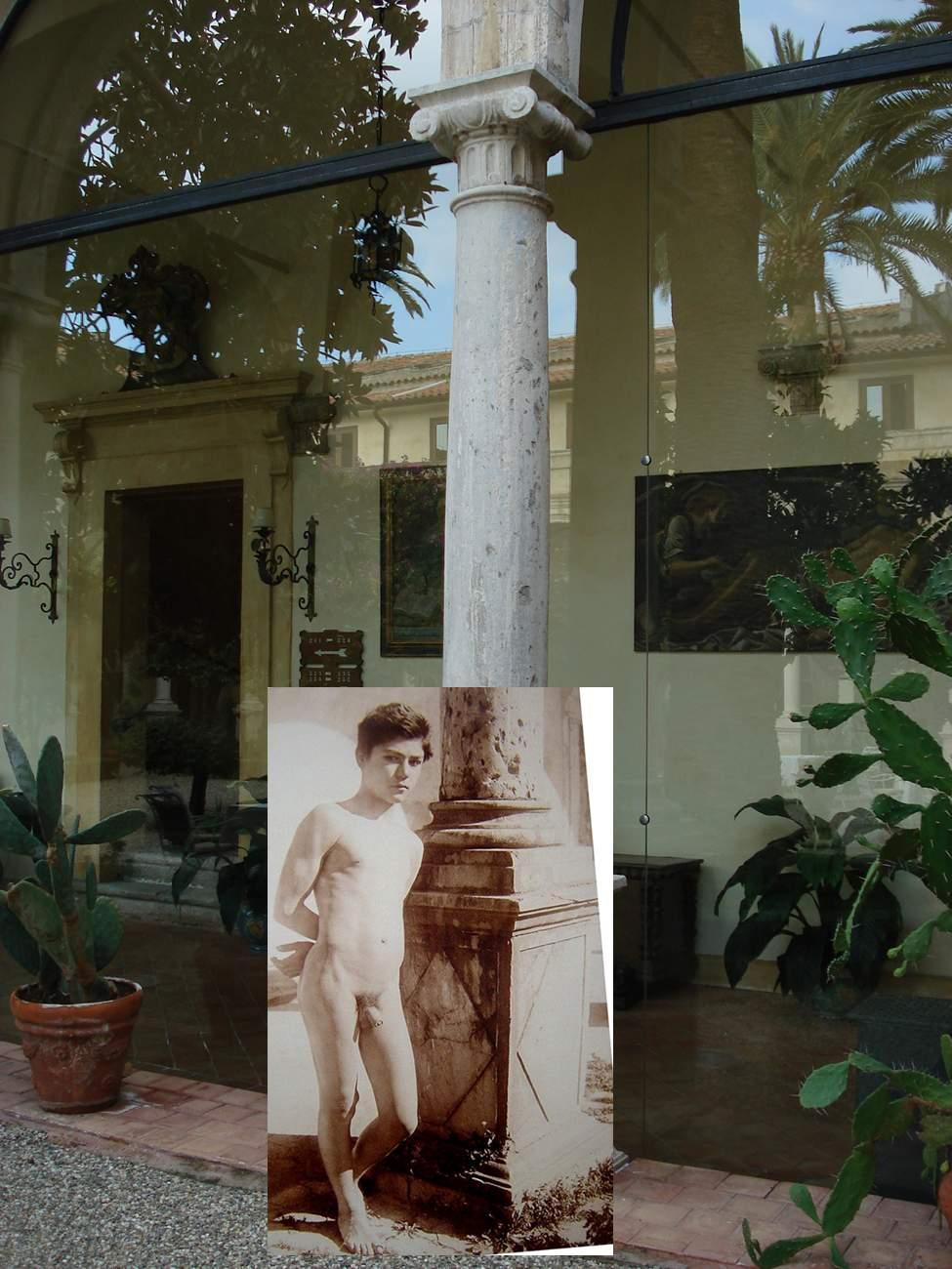 http://upload.wikimedia.org/wikipedia/commons/4/41/Taormina%2C_Hotel_San_Domenico._Intrusione_dal_passato_-_Fotomontaggio_di_Giovanni_Dall%27Orto.jpg