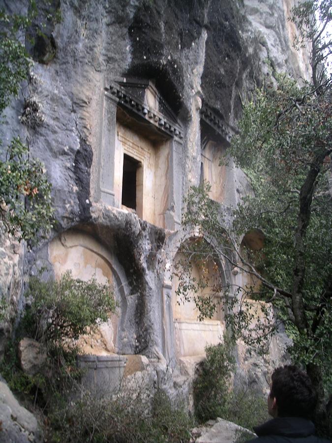 Termessos Mausoleen / Bildquelle: http://bit.ly/1pspfnN