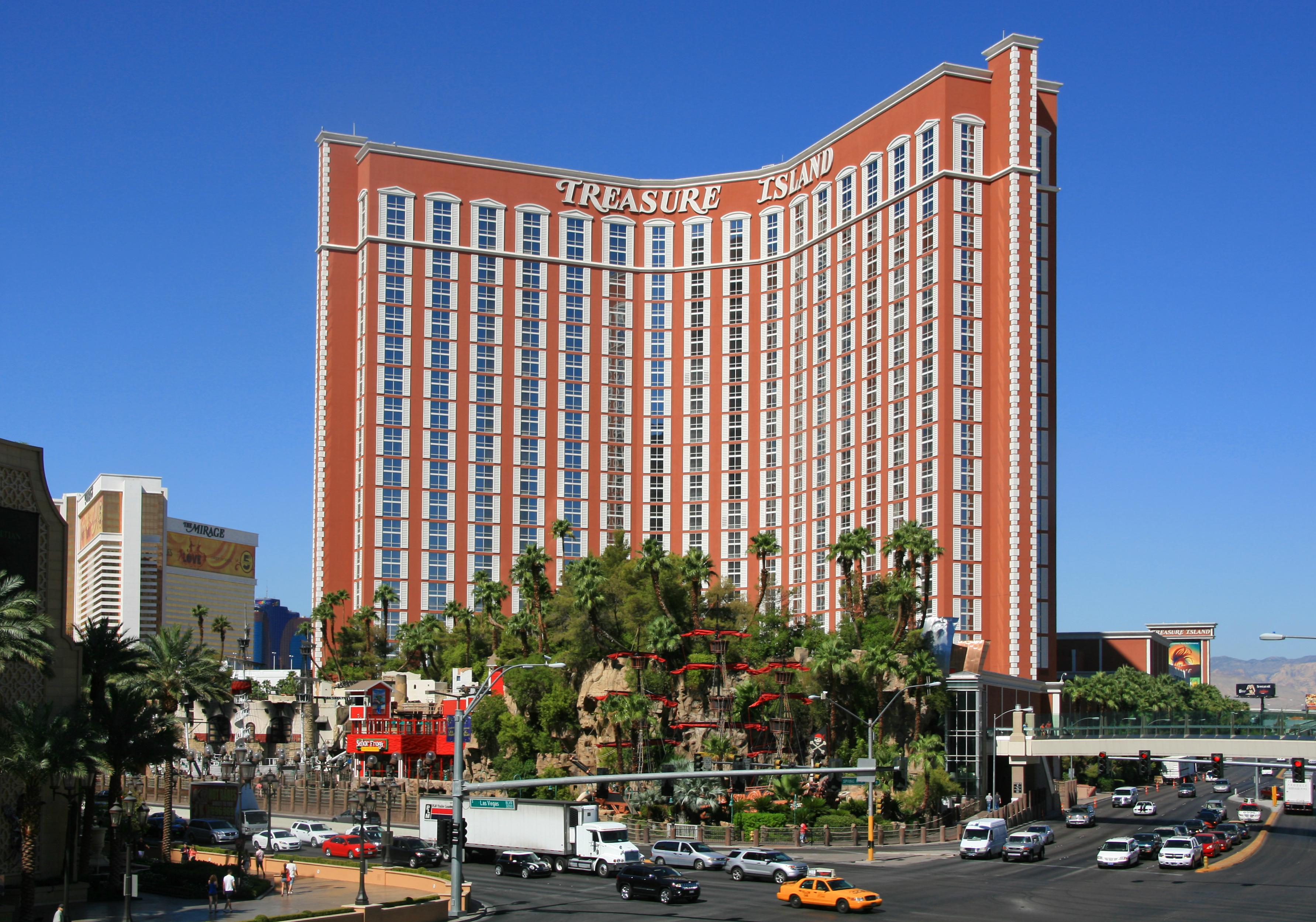 the las vegas casino and hotel