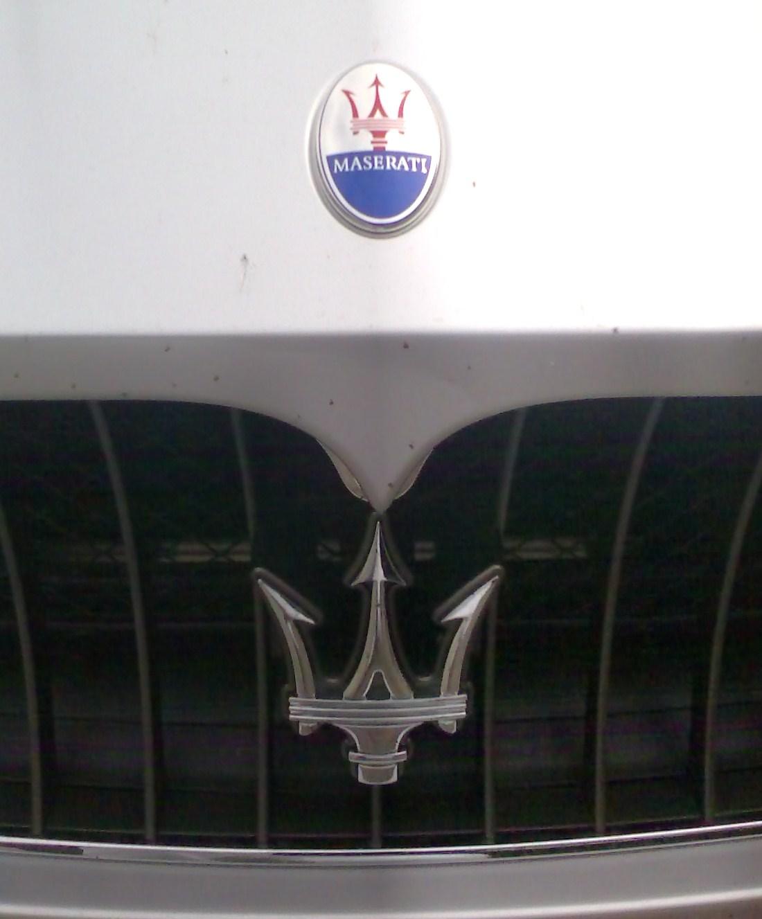Mercedes Benz Logo >> Maserati – Wikipedija