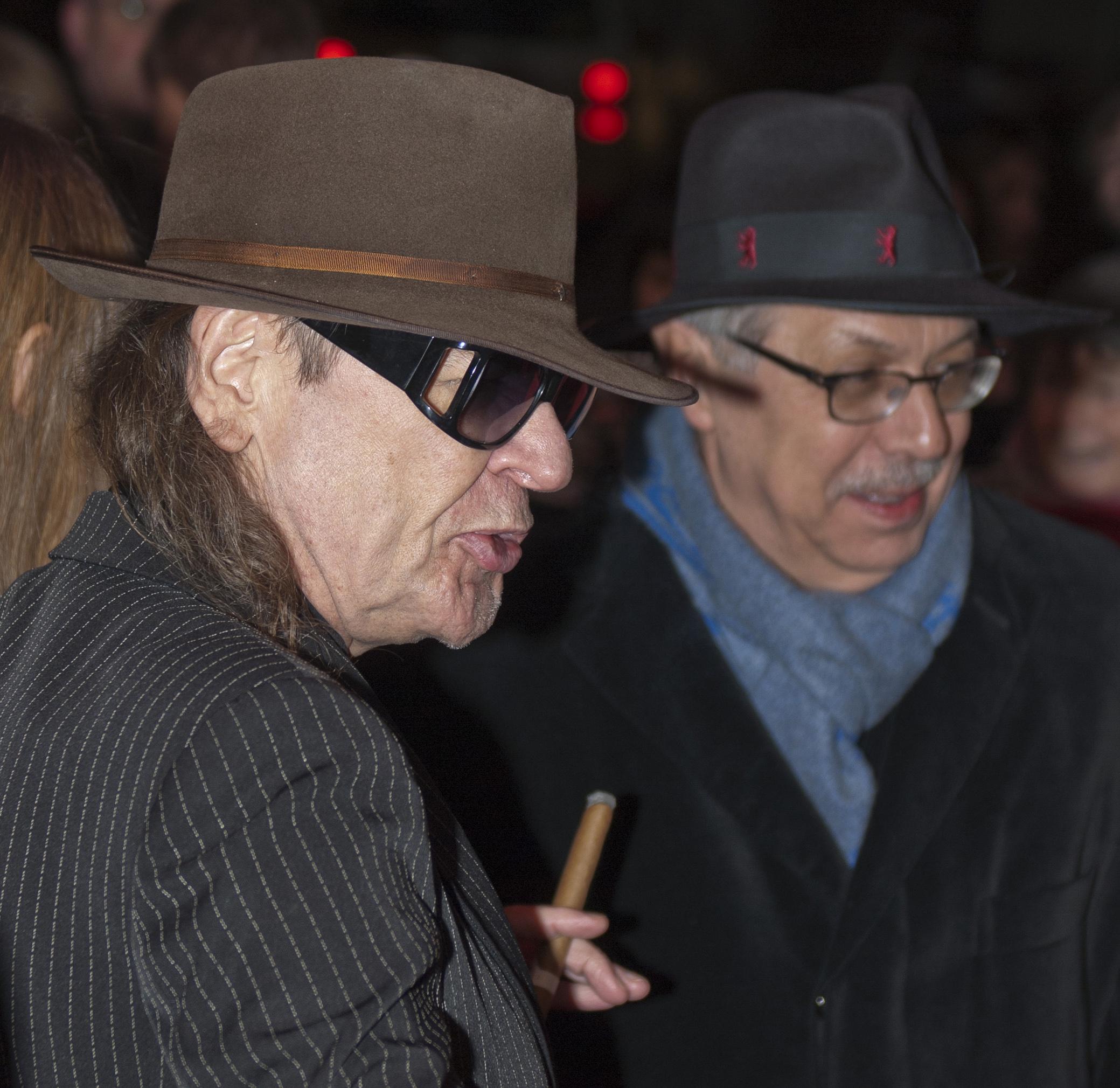 File Udo Lindenberg And Dieter Kosslick Berlin Festival 2011