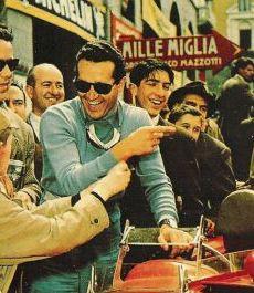 Umberto Maglioli Italian racecar driver