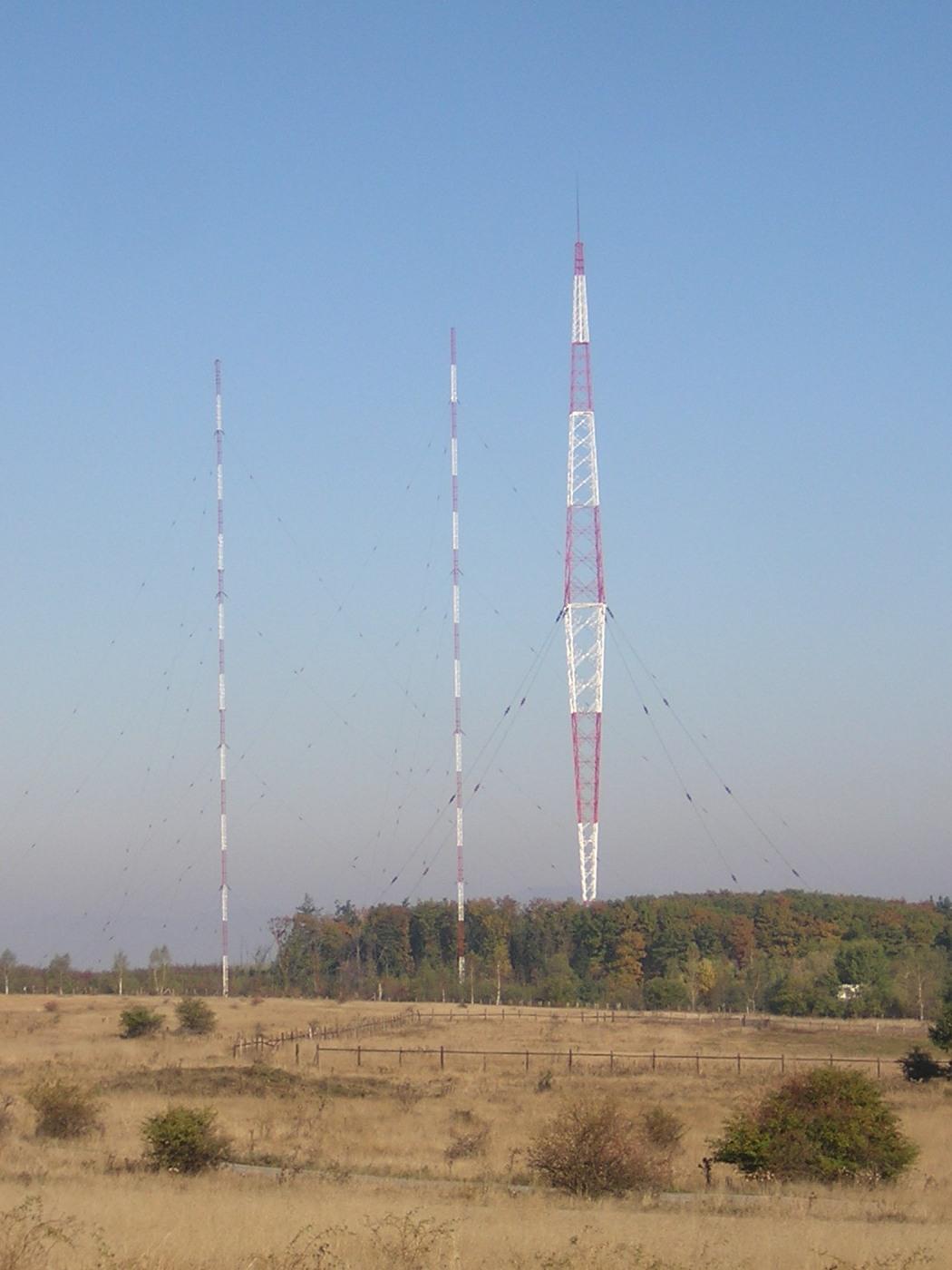 Vakarel Radio Transmitter