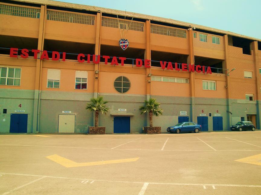 Ciutat de València estadioa