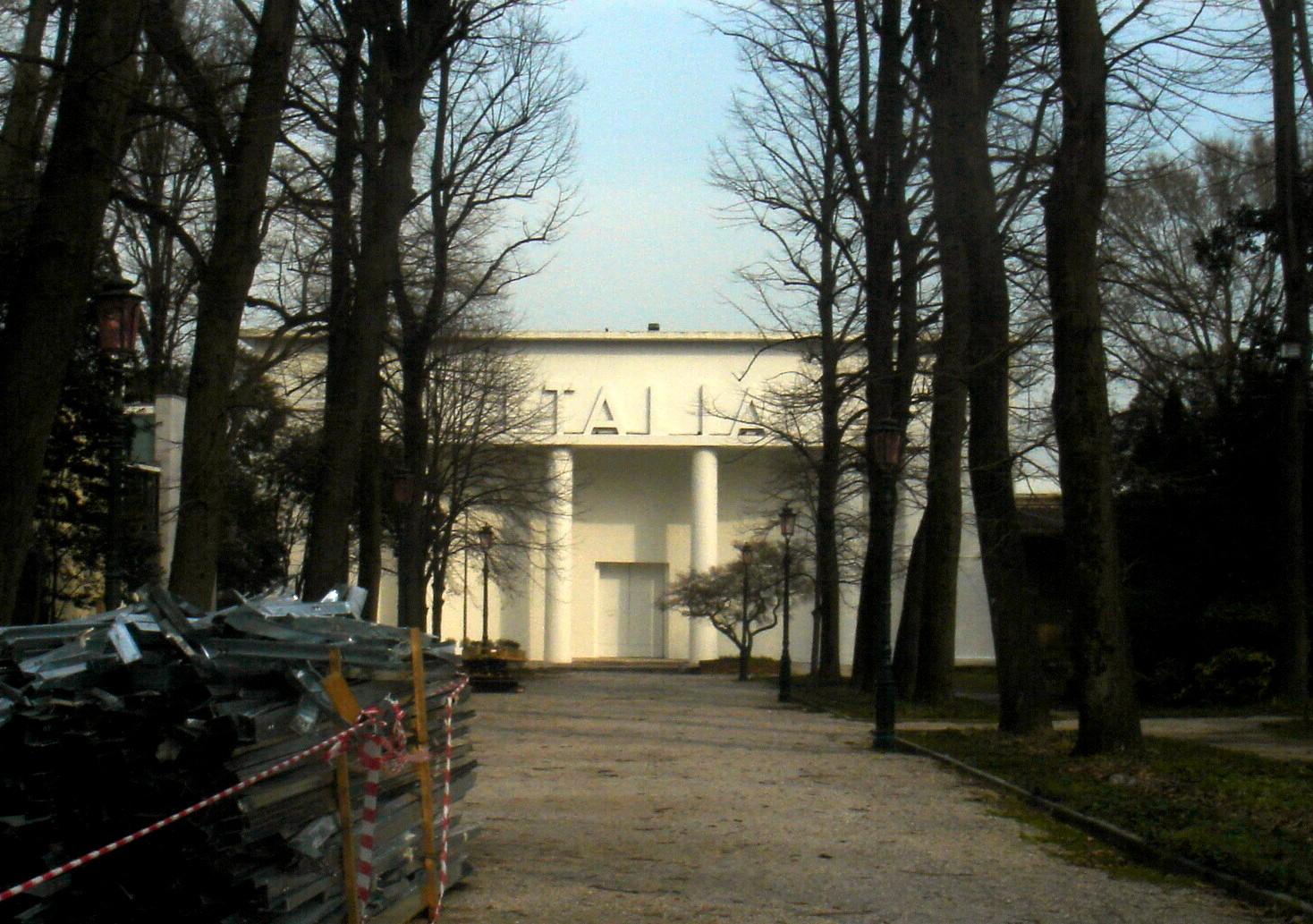 File Venezia Giardini Della Biennale Padiglione