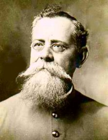 Venustiano Carranza, victorious leader of the Constitutionalist forces, who became President of Mexico