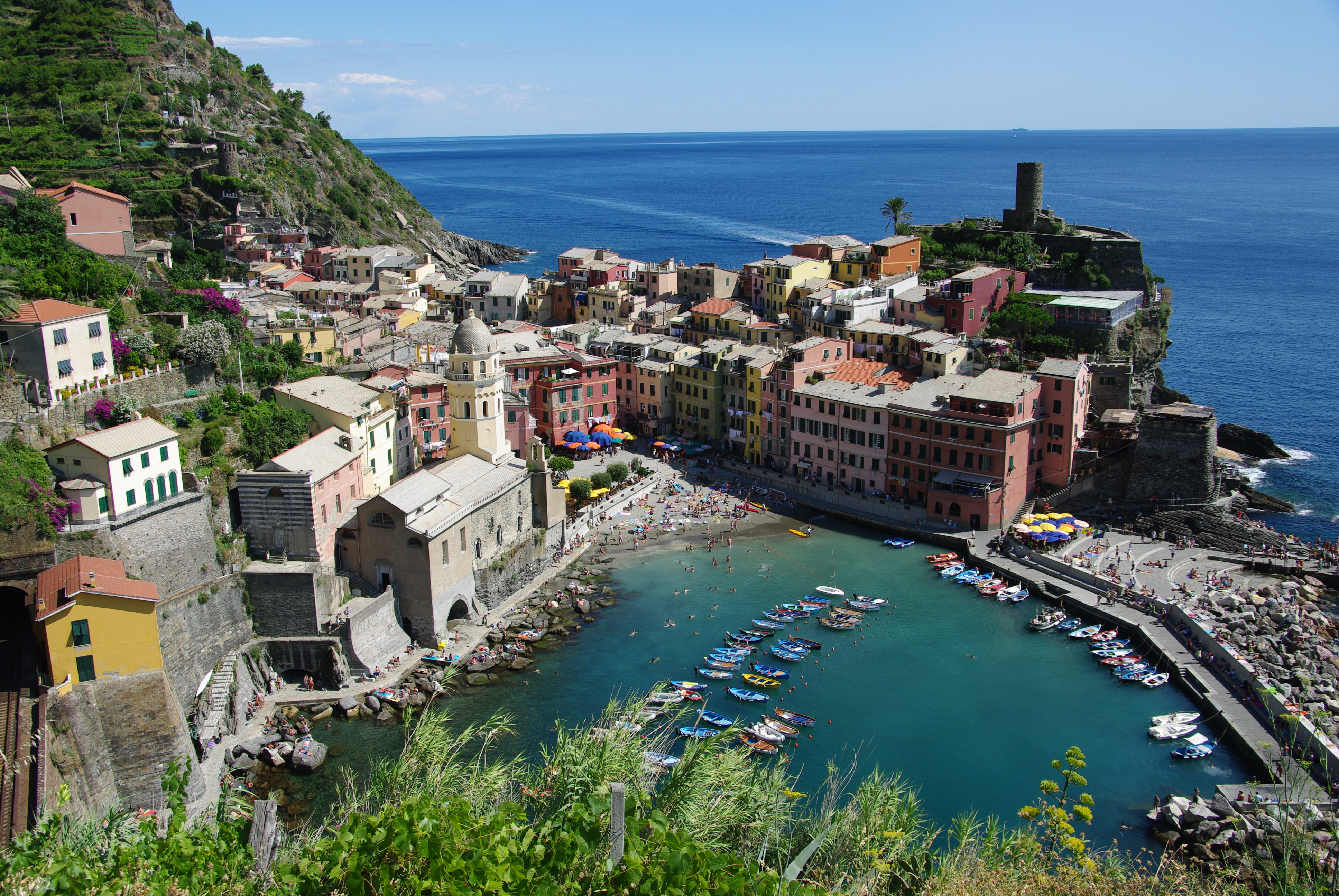 Hotel Marina Cinque Terre