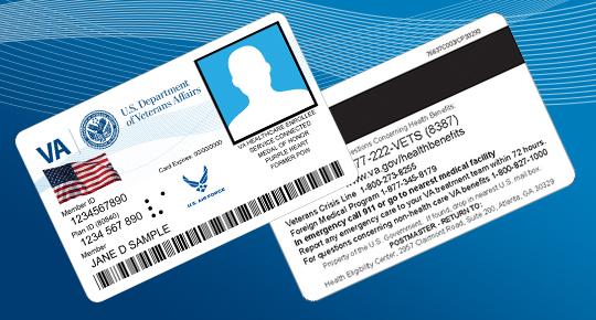 Veteran Health Identification Card - Wikipedia