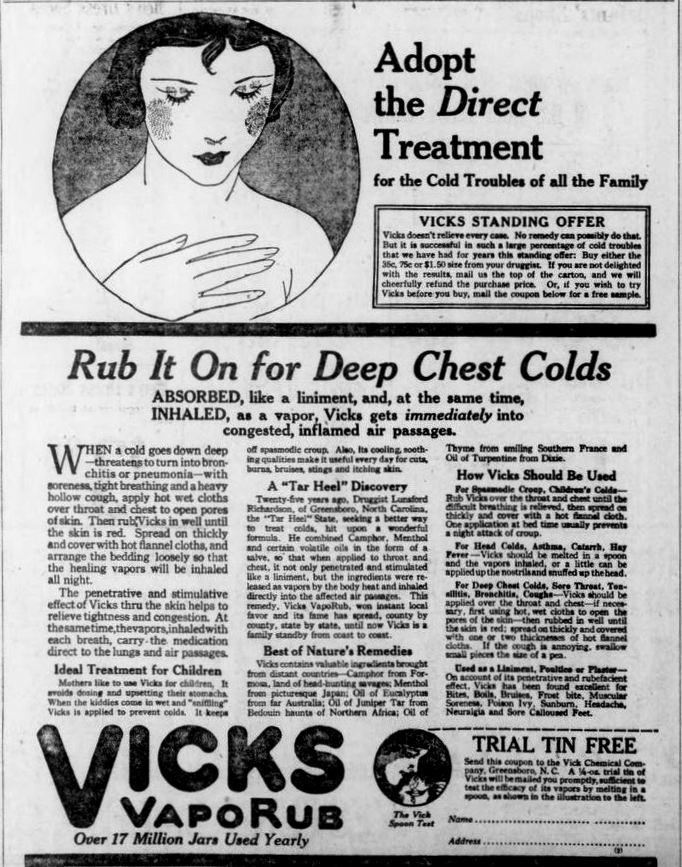 Vicks VapoRub - Wikipedia