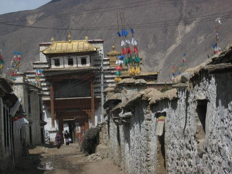 Village life in Tibet, just outside Samye.jpg