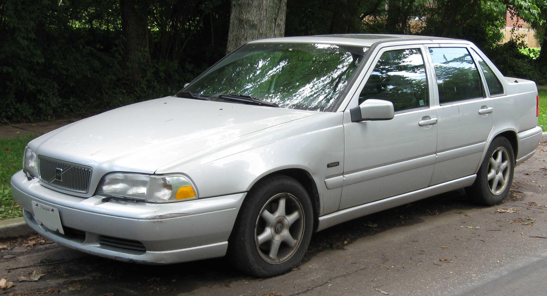 2008 volvo s70