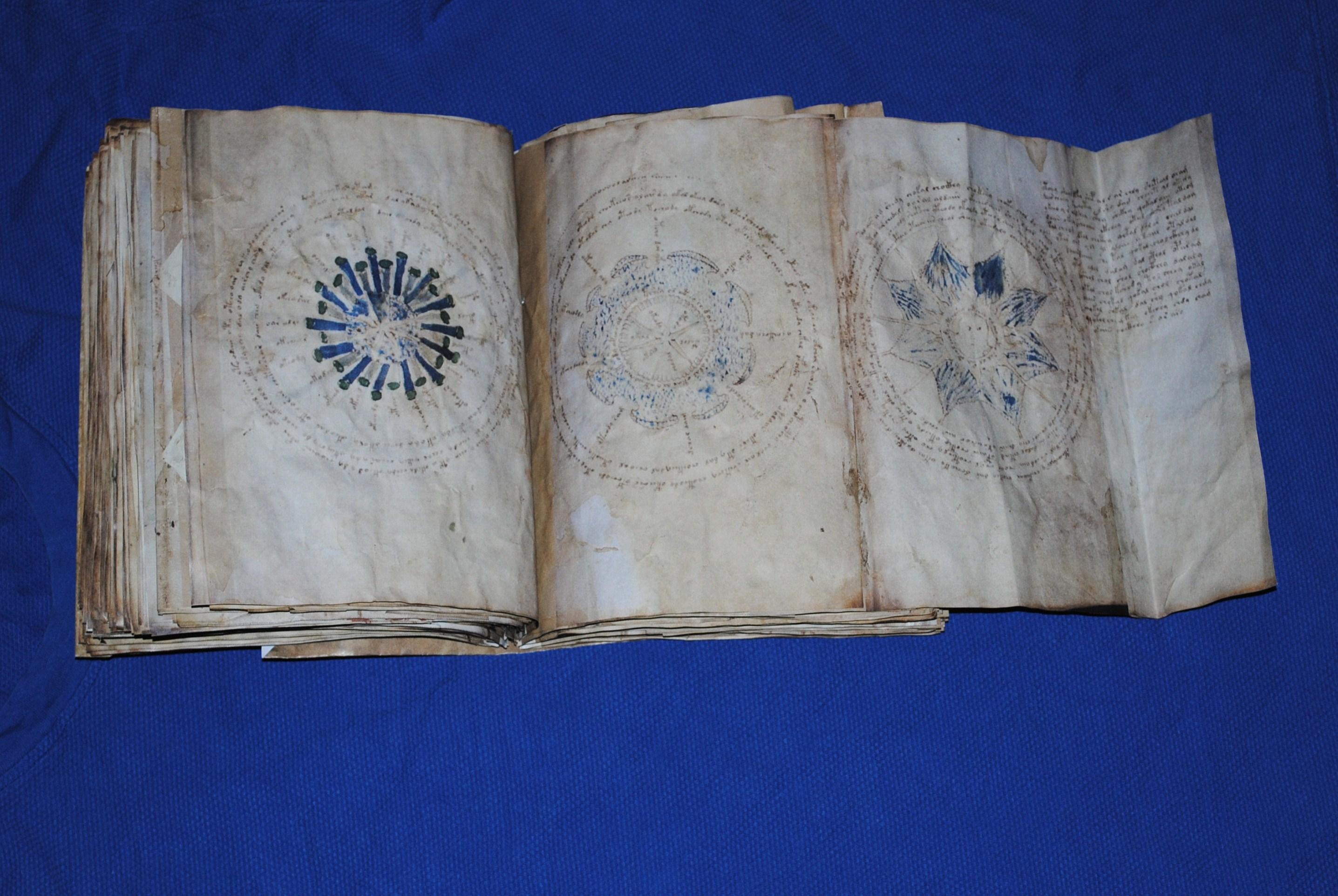 Manuskript Voynich