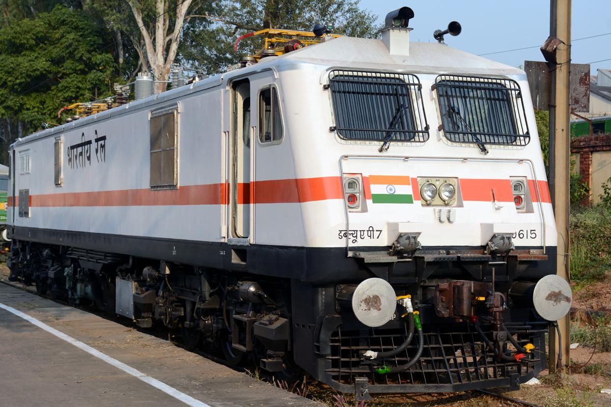 Chittaranjan Locomotive Works - Wikipedia