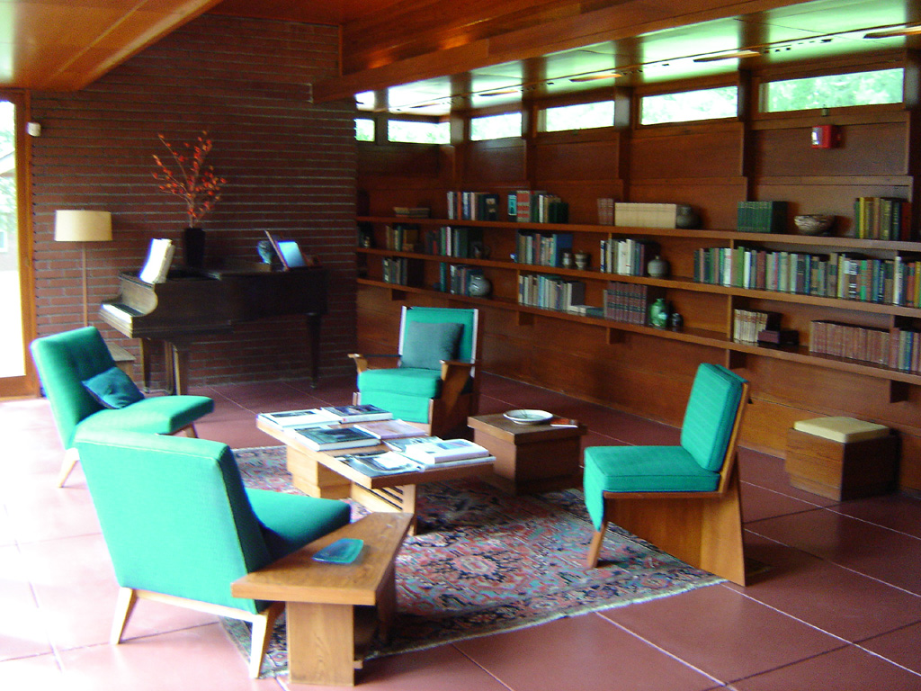 frank lloyd wright home interiors usonia 23770