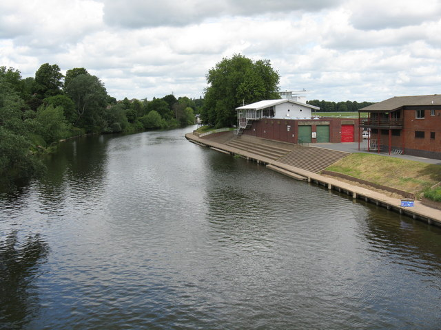 Worcester Rowing Club - geograph.org.uk - 856080