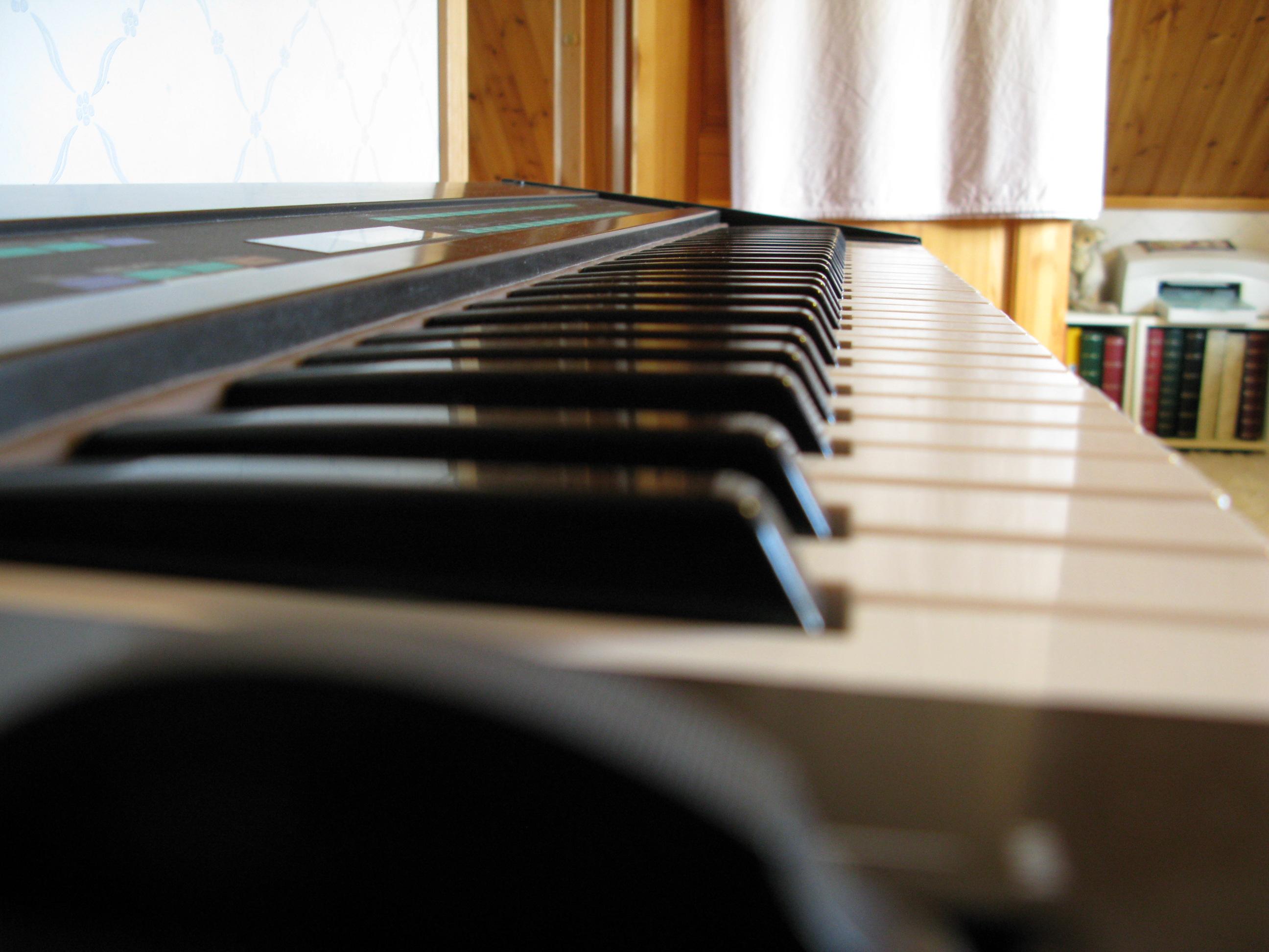 File:Yamaha DX7 Keyboard side view jpg - Wikimedia Commons