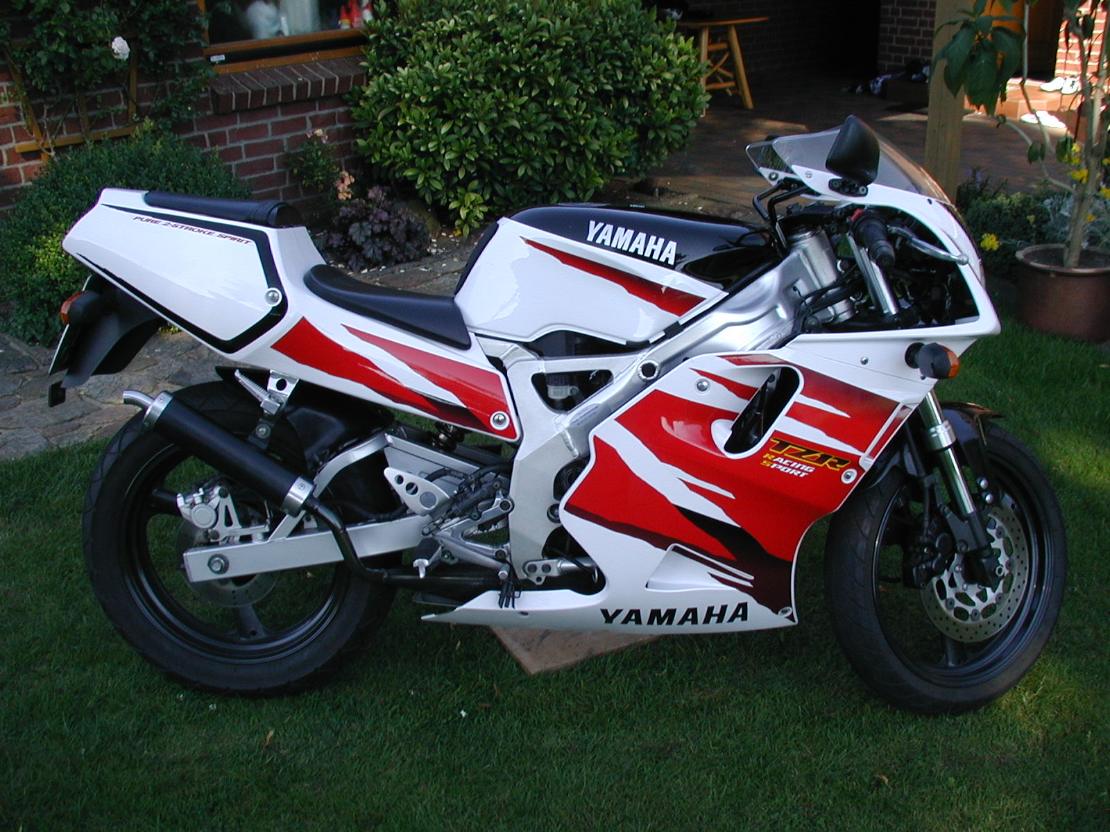 Jual Yamaha Fzr