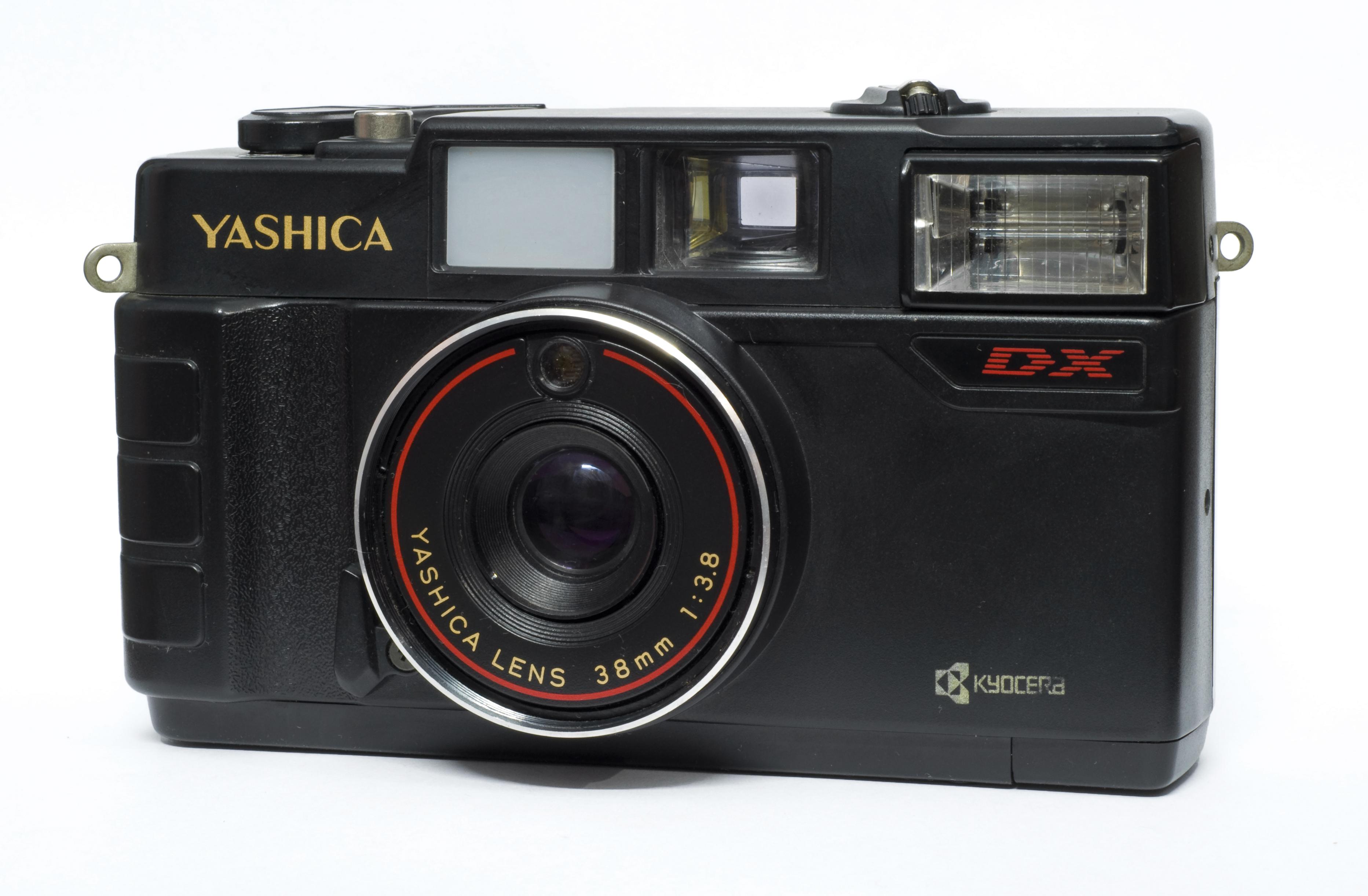 دوربین یاشیکا قدیمی