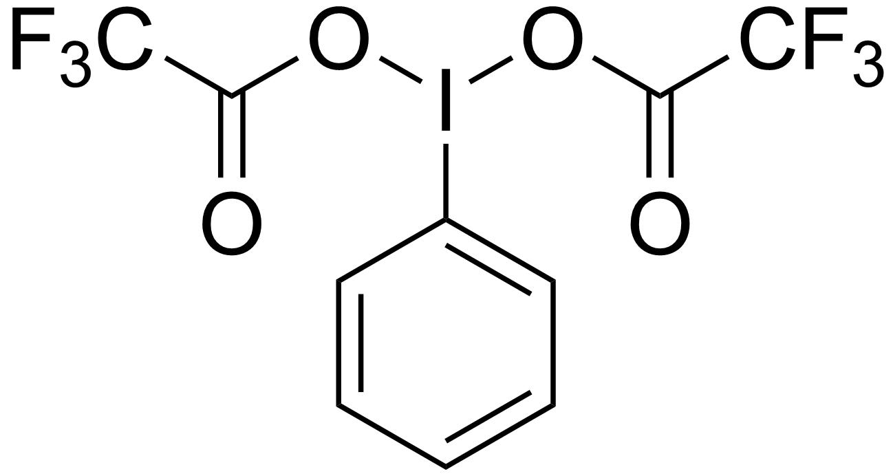 Bis(trifluoroacetoxy)iodo)benzene - Wikipedia