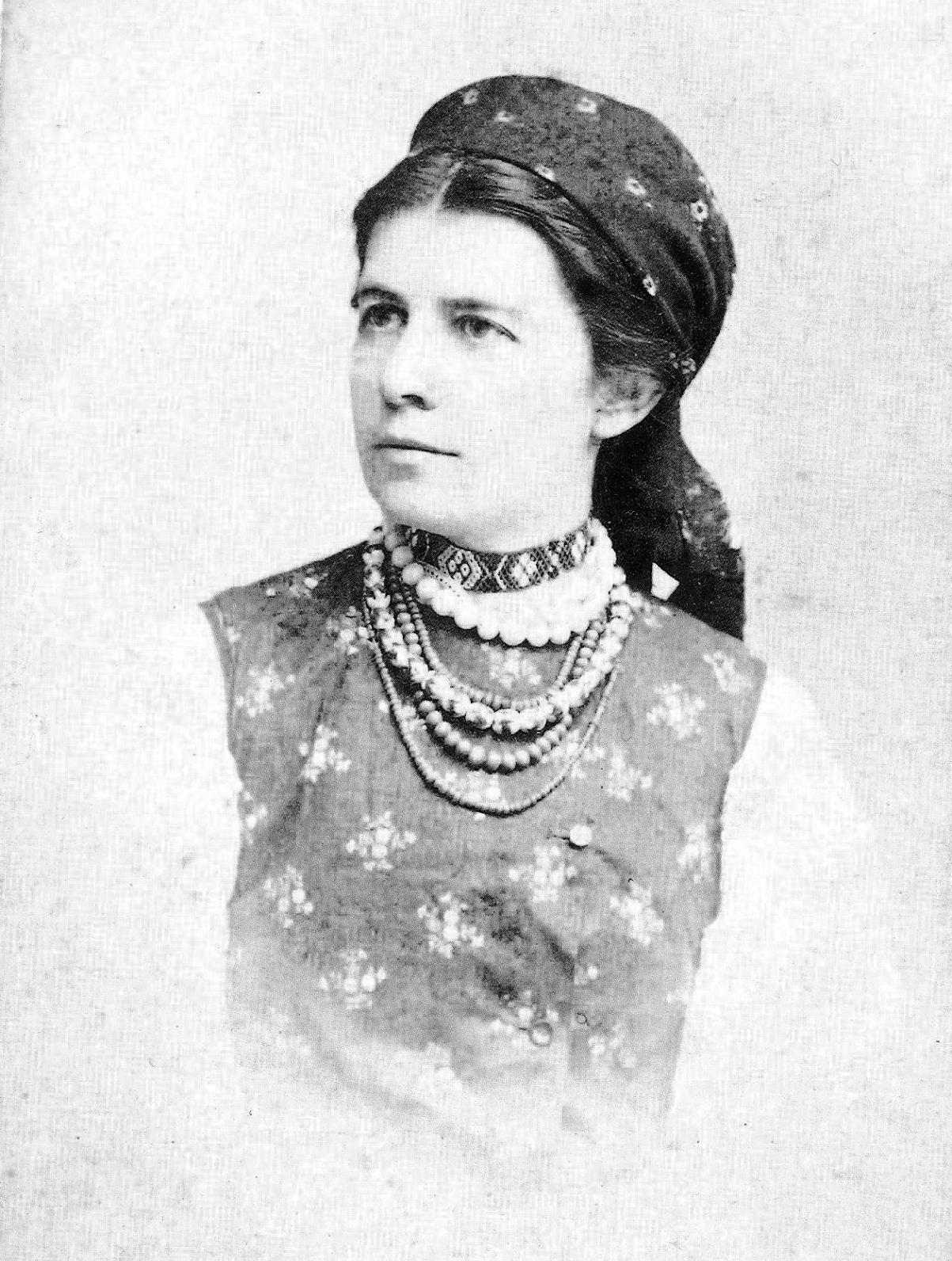 Олена Пчілка — Вікіпедія